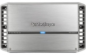 ROCKFORD FOSGATE PUNCH AMPLIFIER PM1000X 1BD